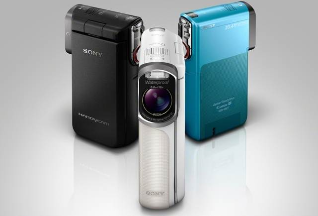 Sony Handycam HDR-GW66VE announced officially
