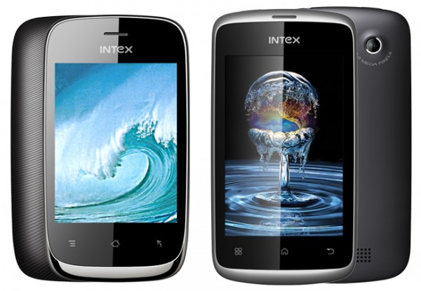 Intex marvel+ and Swadesh