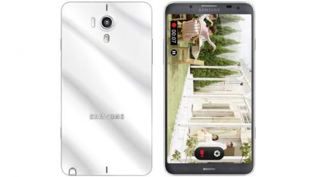 Samsung Galaxy Note III plastic display rumored