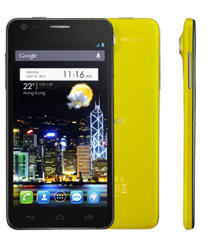 Alcatel One Touch Ultra launched