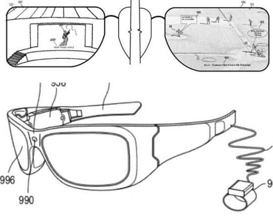Rumor microsot to upcome with Google Glass like device