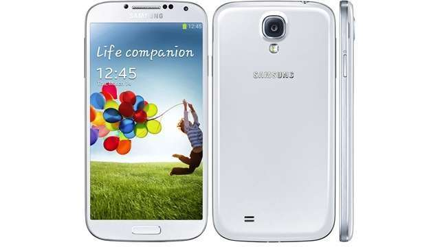 Samsung galaxy s4 dust proof and water proof