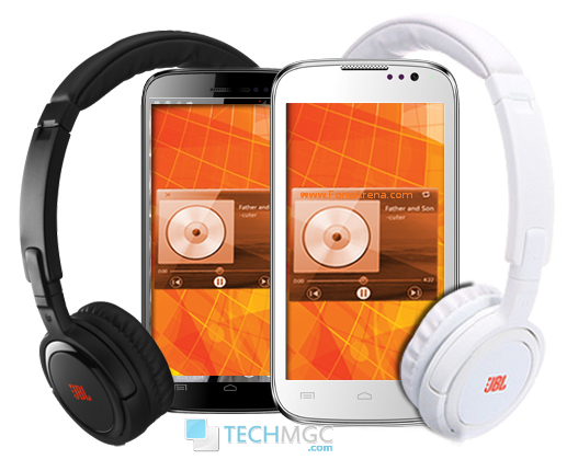 Micromax Canvas  A88 Music launched