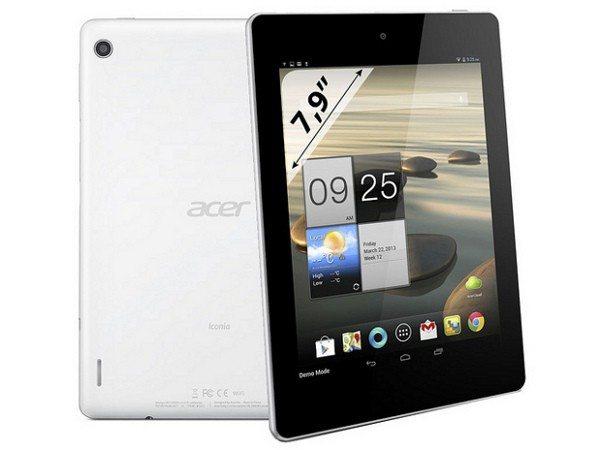 Acer on it's way to launch quad core tablet