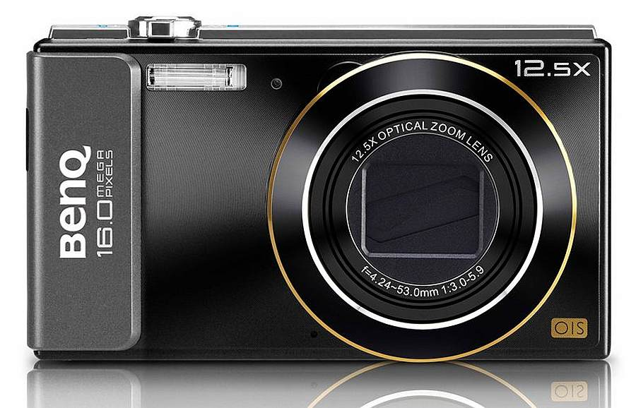 Point and shoot camera BenQ GH650 and GH210 launched