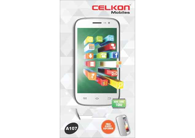 Celkon A107 Signature One launched