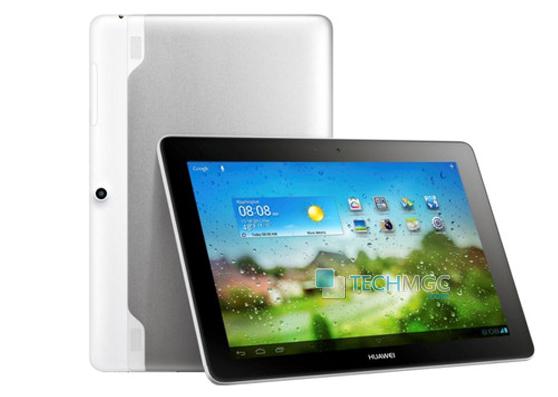 Huawei MediaPad 10 Link Quad Core announced