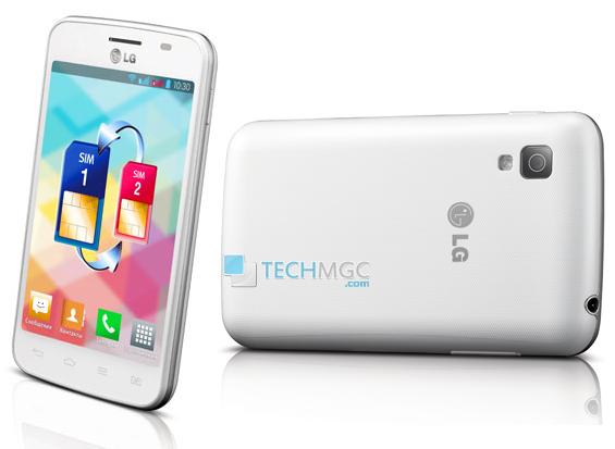 LG Optimus L4II Dual