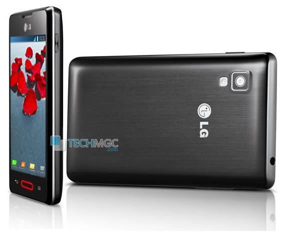 LG Optimus L4II