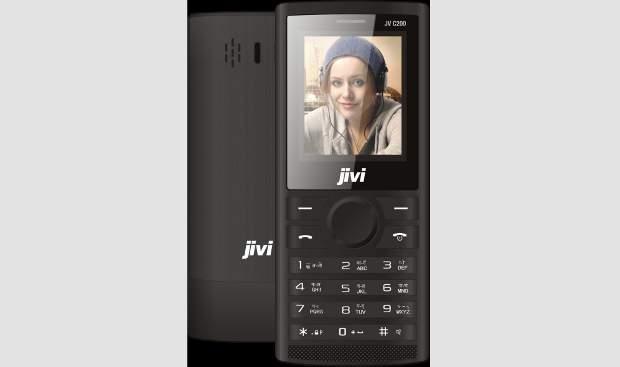 RCom Jivi JV C200 basic feature phone launched