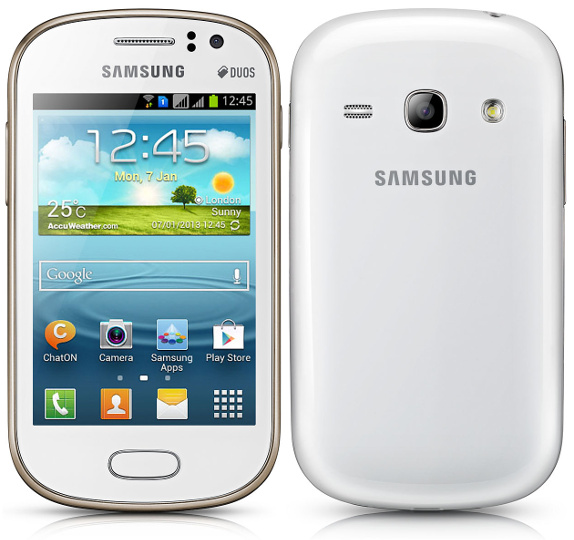 Samsung Galaxy Fame Duos Single core mobile launched
