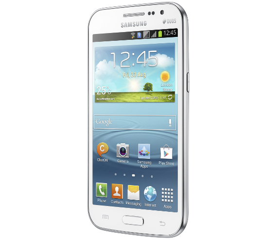 Samsung Galaxy Win Duos launched with Quad Core processor