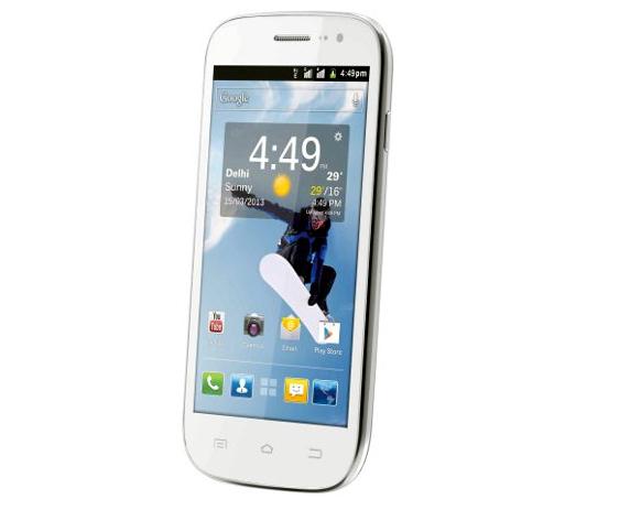 Dual Core handset Spice Smart Flo Pace 2 launched