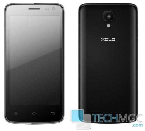 Xolo Q700 smartphone