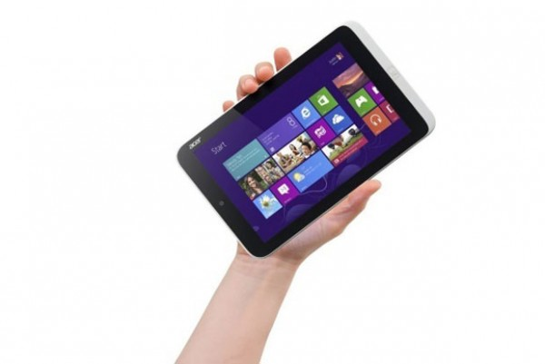 Acer W3-810 tablet