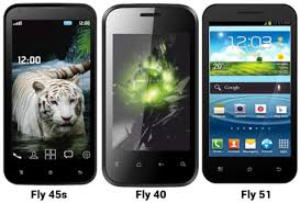 Fly F40 Fly F51 price and specifications revealed
