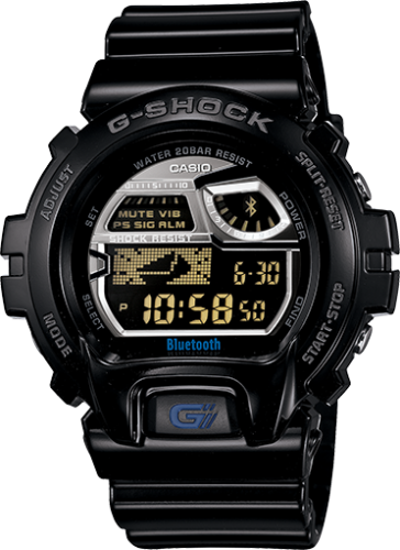 Casio GB-5600AB and  GB-6900AB Smart watch launched