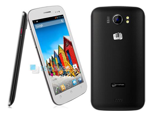 Micromax A110Q Canvas 2 Smartphone