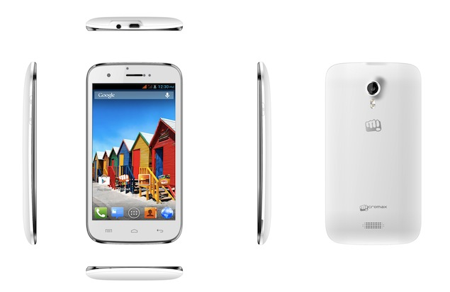 Micromax Canvas A115 specifications and features