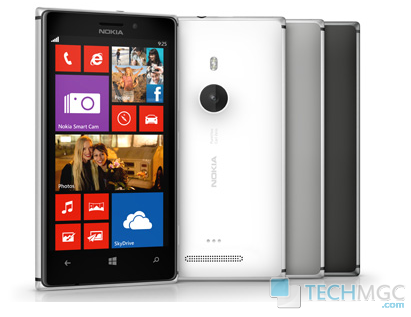 New Lumia 925 smartphone