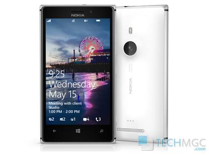 New Nokia Lumia 925 with Metal Body