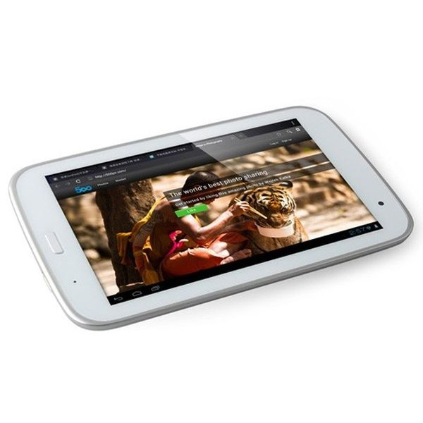 Wammy Desire II - quad core tablet
