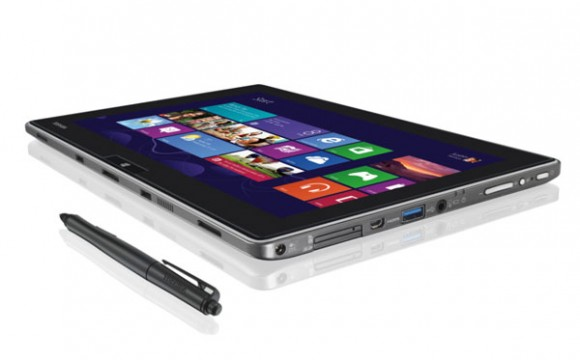 Toshiba WT-310 tablet will available with huge screen size