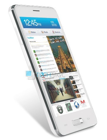Celkon A118 HD smartphone Quad Core launched