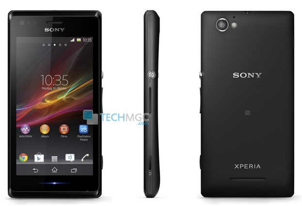 Sony Xperia M and M Dual