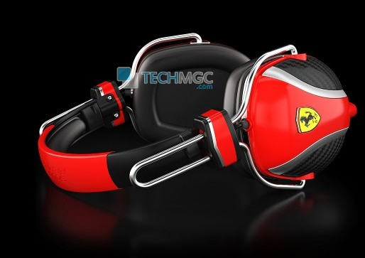 Ferrari F1 Scunderia earphone