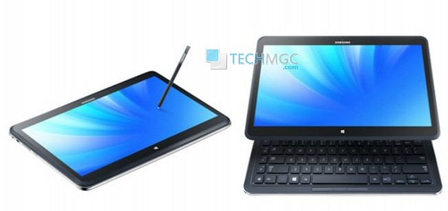 Samsung Ativ Q hybrid laptop
