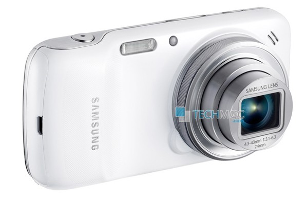 Samsung galaxy S4 zoom officially unveiled