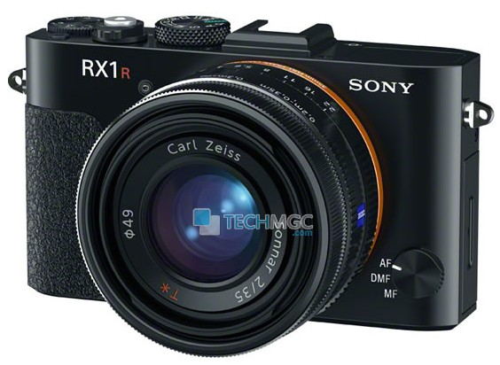Sony RX1R point to shoot 24.3 camera unveiled