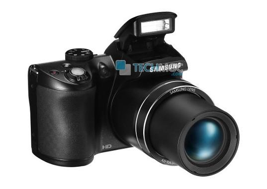 Samsung WB110 camera announced