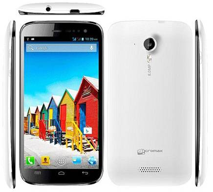 Micromax Canvas A116 HD
