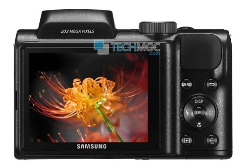 Samsung WB110 camera