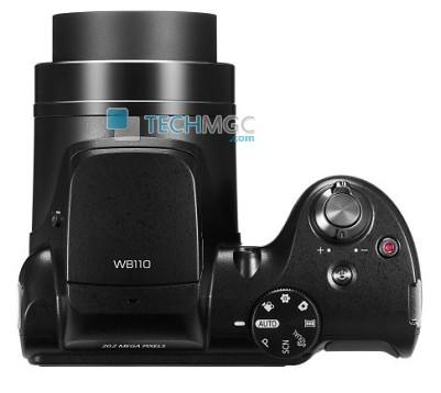 samsung WB 110 camera