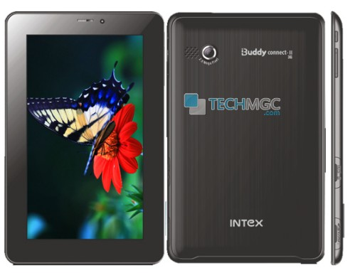 Intex iBuddy Connect II 3G