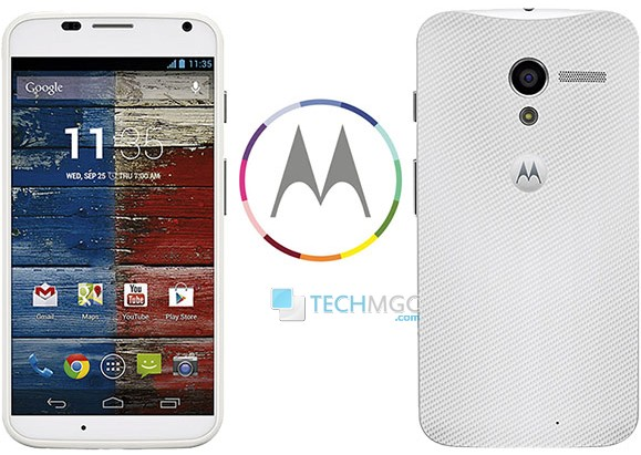 Google Motorola X