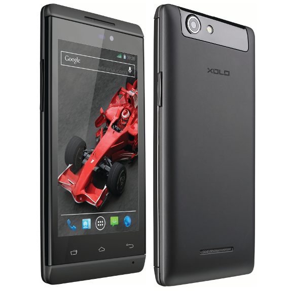 New Xolo A500s budget smartphone
