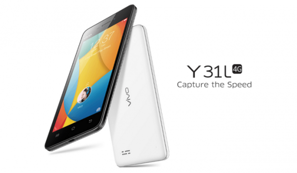 Vivo Y31 has 4.7 inches display screen