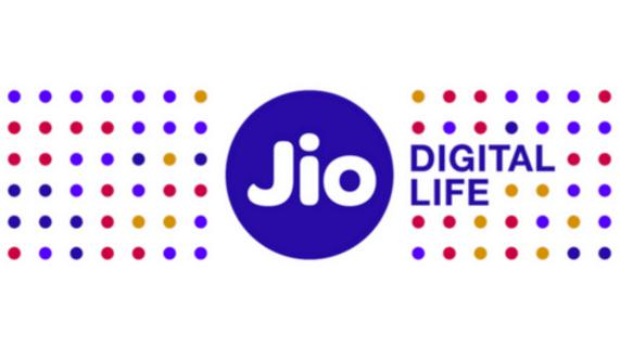 Reliance Jio Digital Life Logo