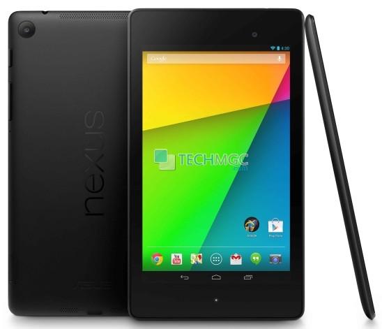 New Version of Nexus 7 on Stairs?