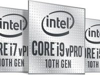 Intel vPro 10th Gen processors
