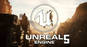 Unreal Engine 5 Demo on PS 5