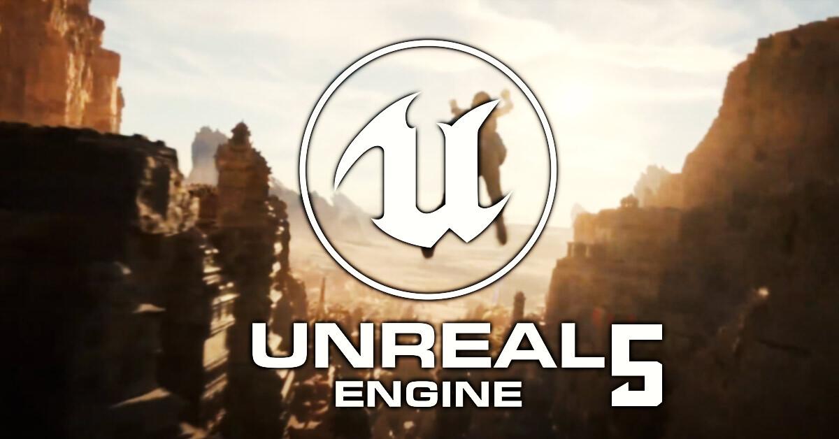 Unreal Engine 5 Demo on PS 5